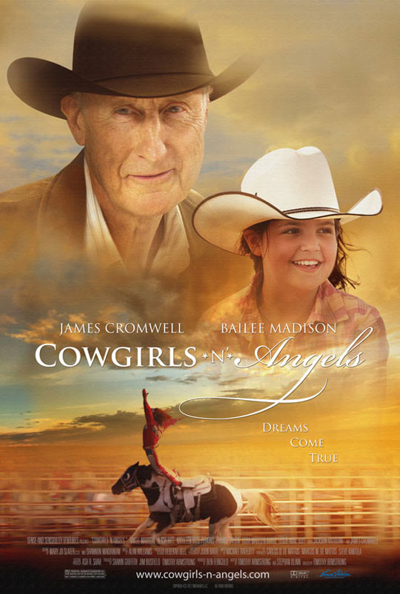 Cowgirls n' Angels Poster #1