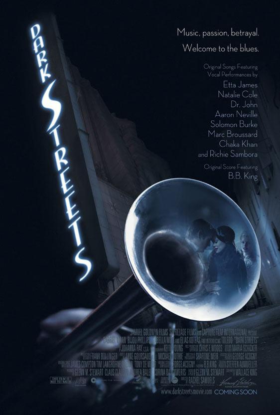 Dark Streets Poster #1