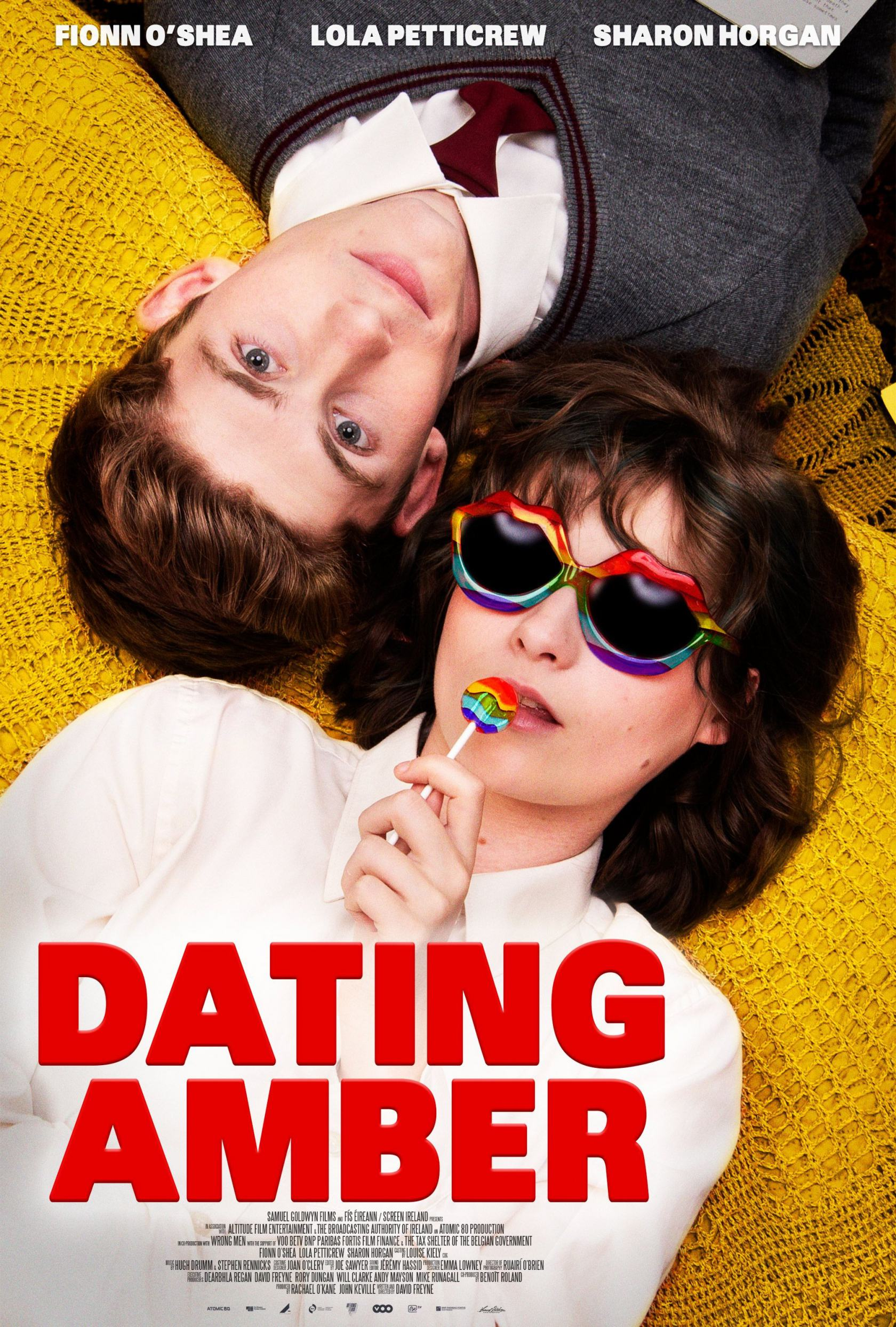 Dating Amber Poster #1