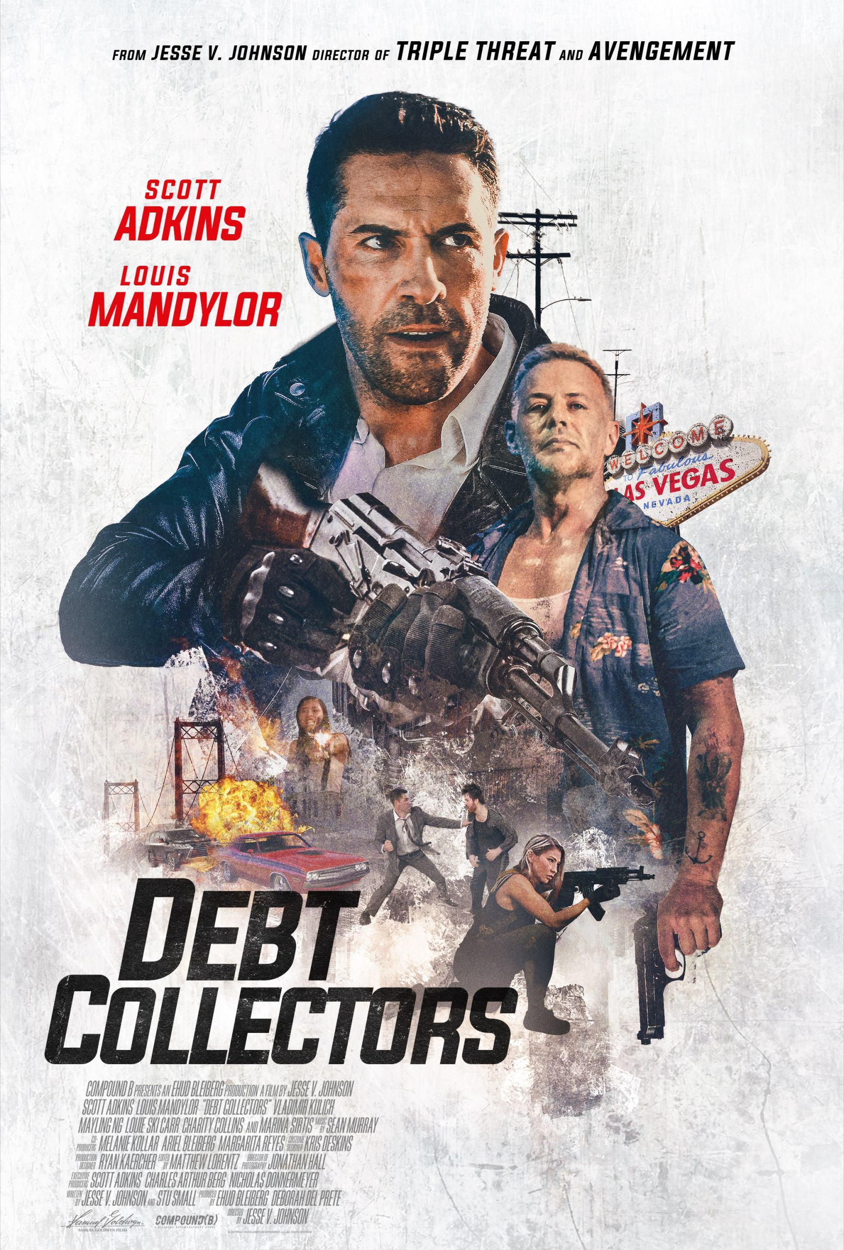 Debt Collectors Poster #1