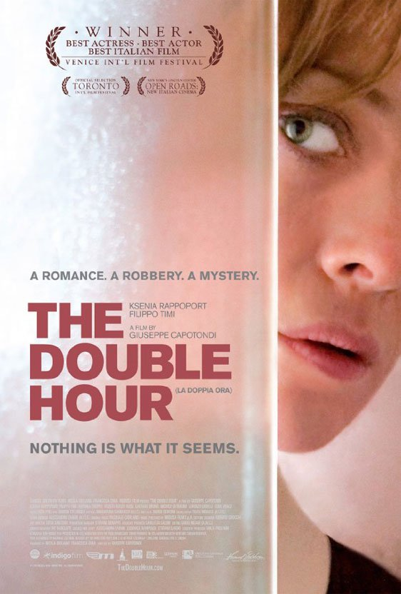 The Double Hour Poster #1