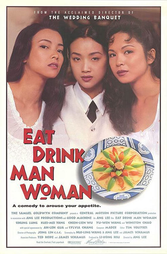 Eat Drink Man Woman Poster #1