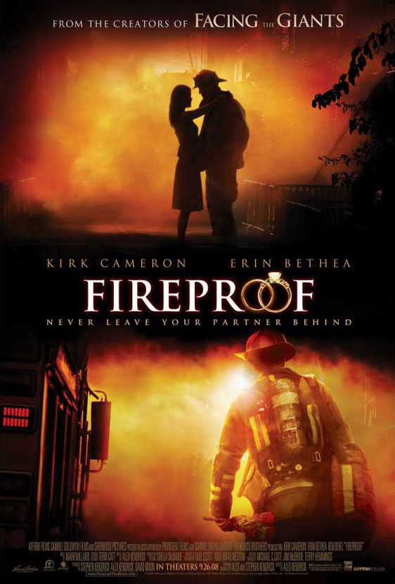 Fireproof Poster #1