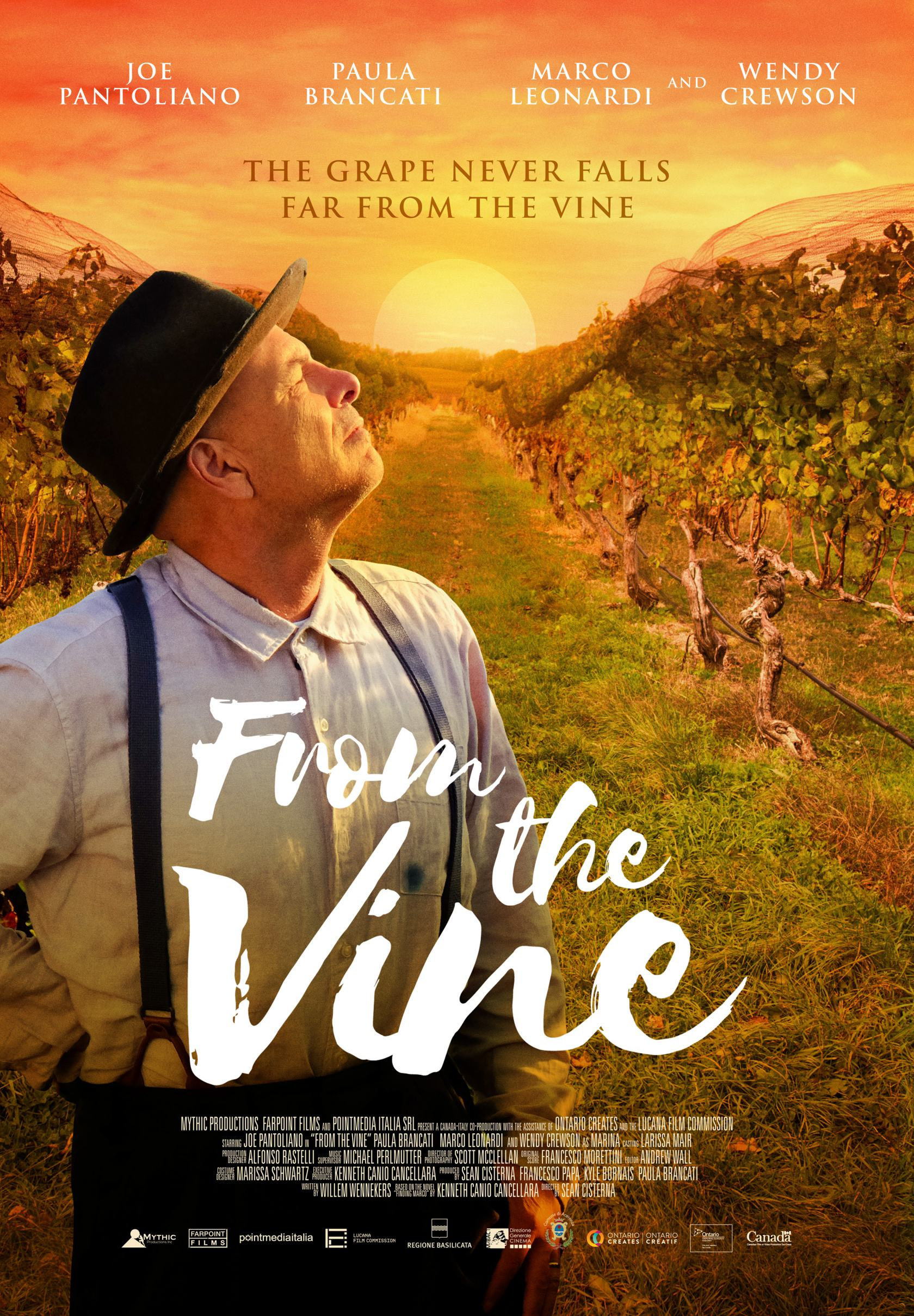 From the Vine Poster #1
