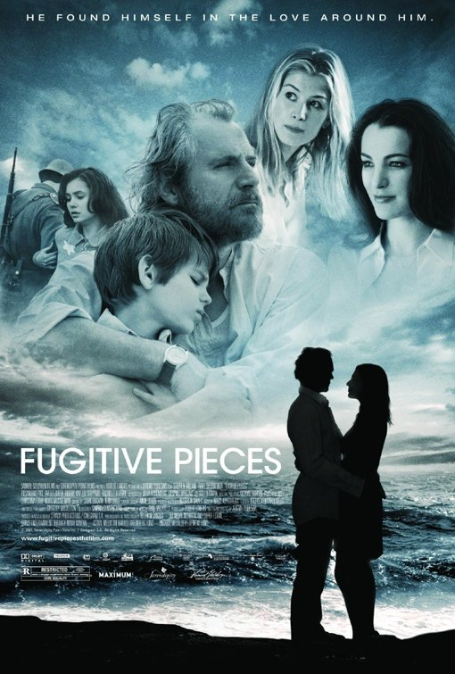 Fugitive Pieces Poster #1