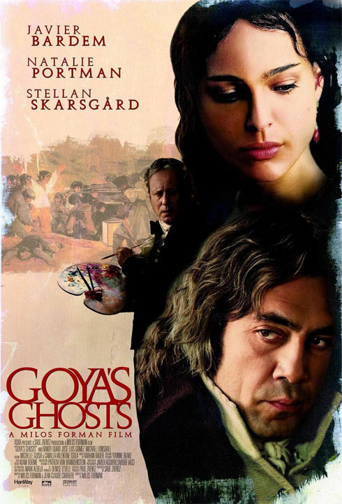 Goya's Ghosts Poster #1