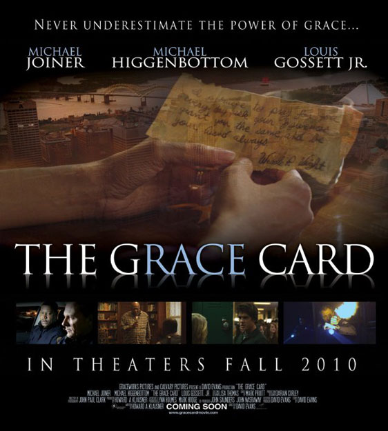 The Grace Card Poster #1
