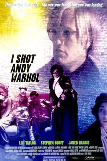 I Shot Andy Warhol Poster #2