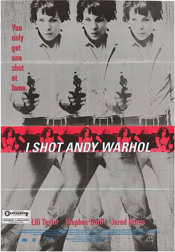 I Shot Andy Warhol Poster #1