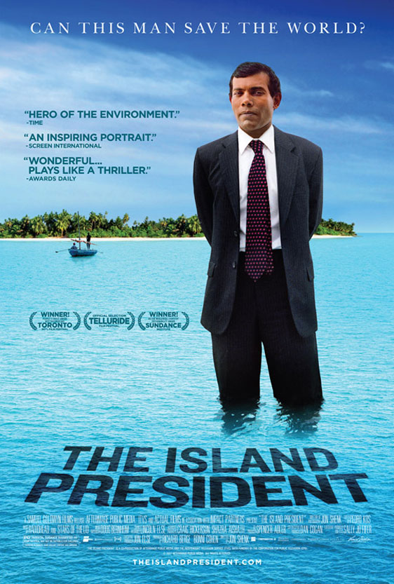 The Island President Poster #1