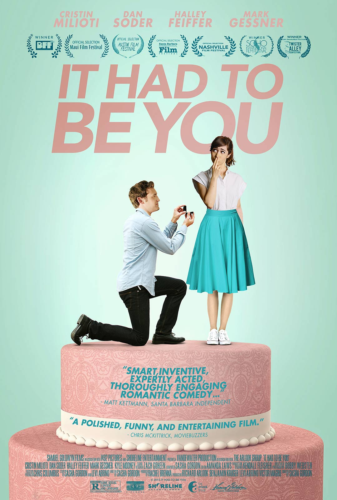 It Had to Be You Poster #1