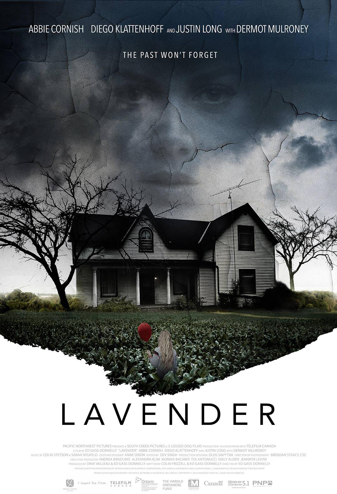 Lavender Poster #1