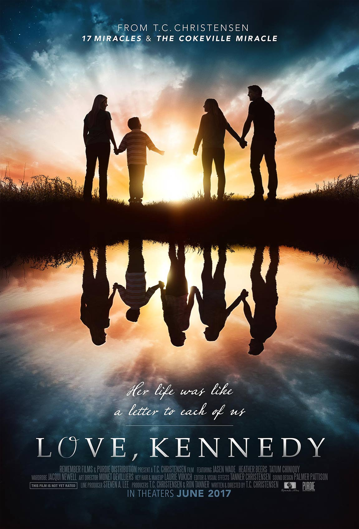 Love, Kennedy Poster #1