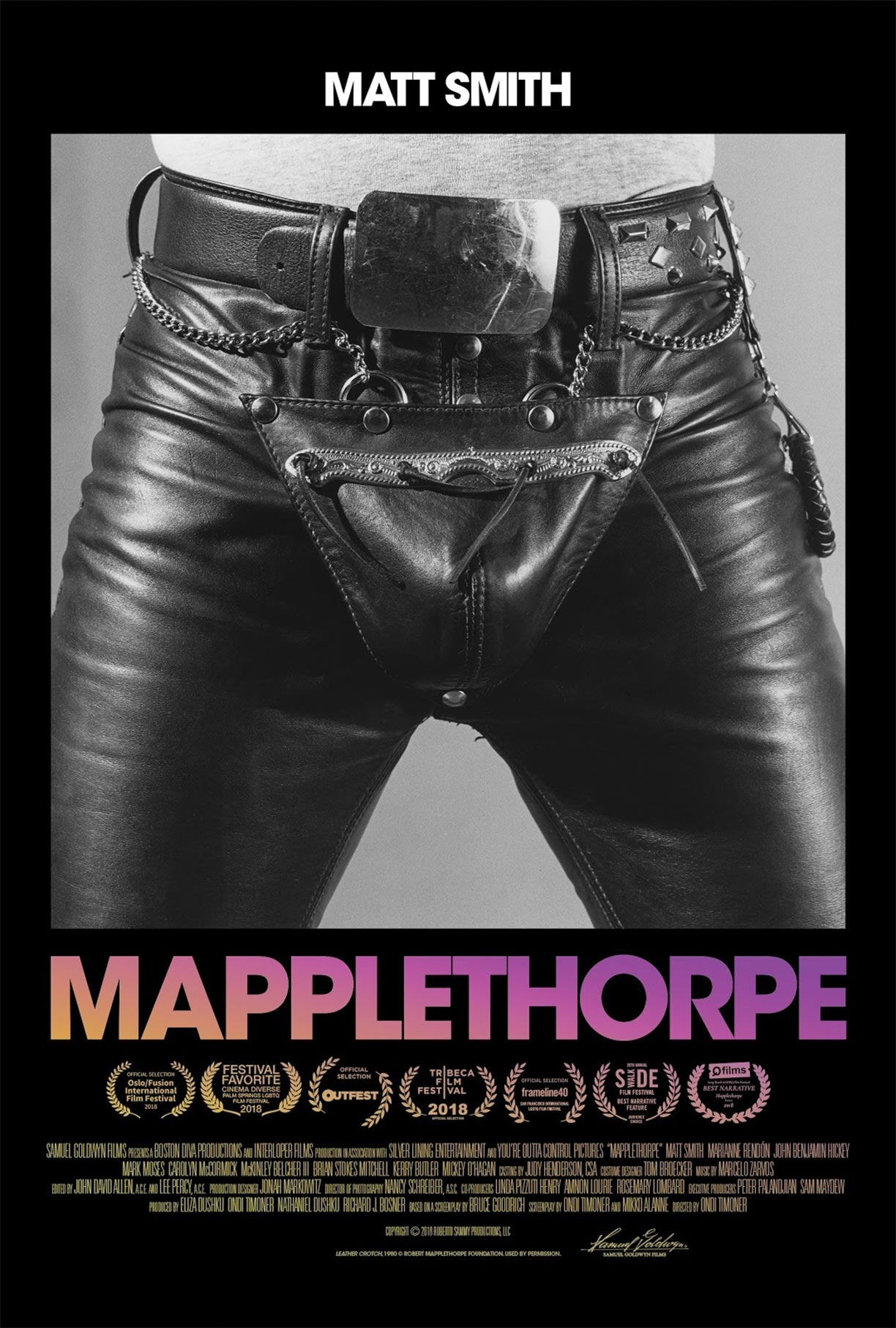 Mapplethorpe Poster #1