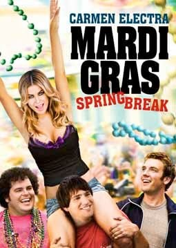 Mardi Gras: Spring Break Poster #1