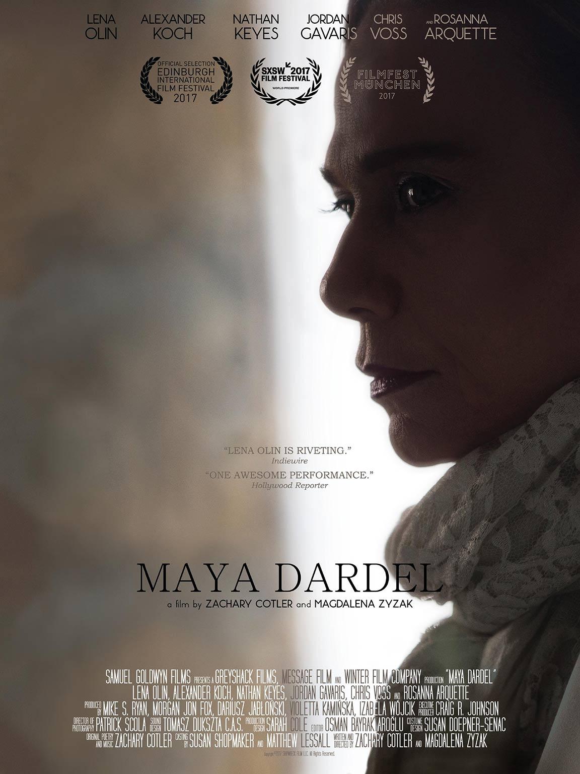 Maya Dardel Poster #1