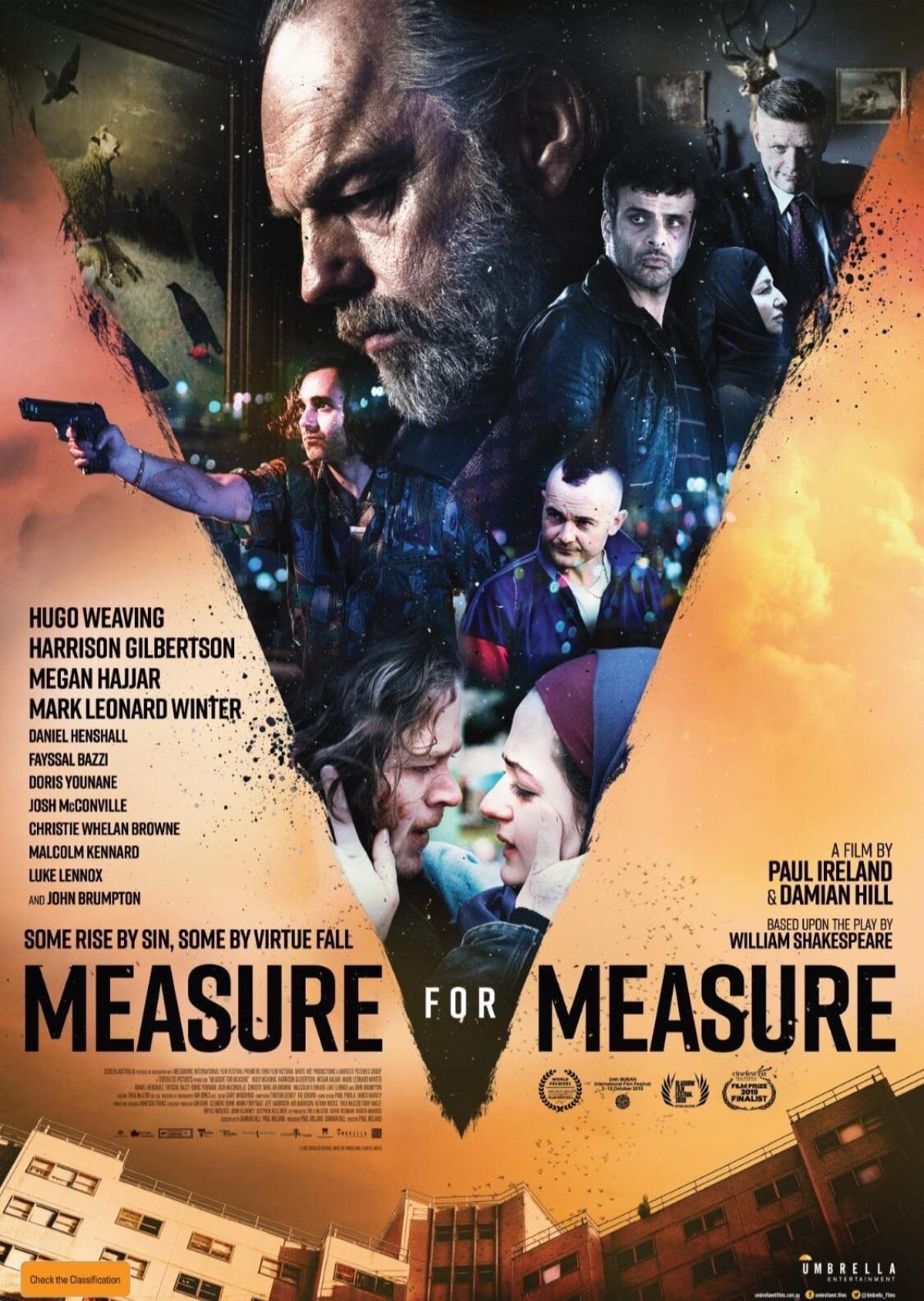 Measure for Measure Poster #1