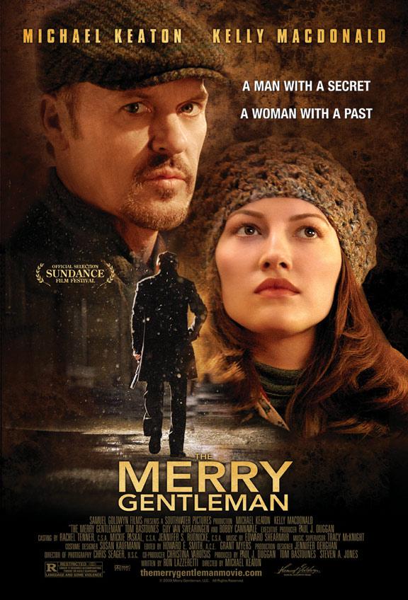 The Merry Gentleman Poster #2