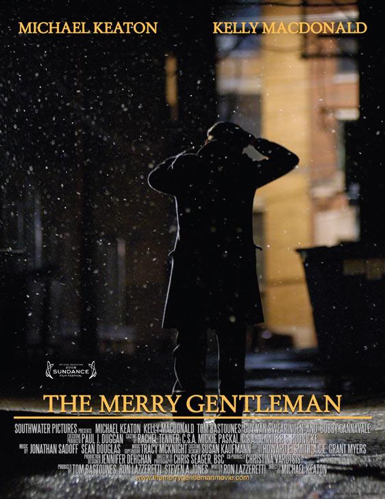 The Merry Gentleman Poster #1