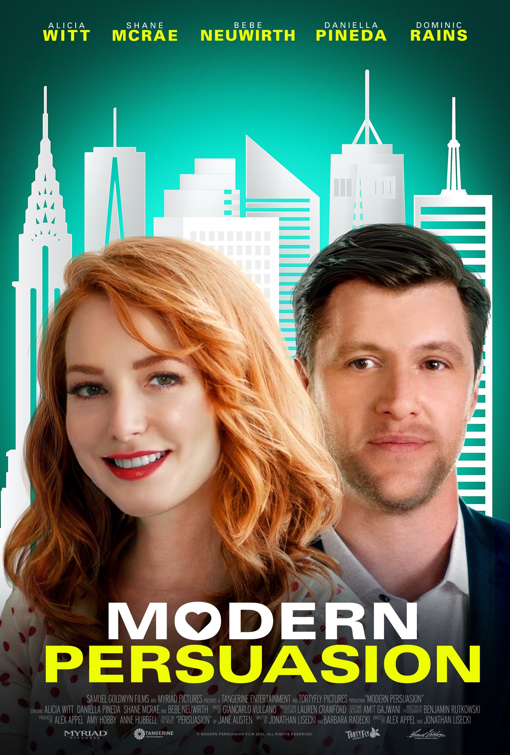 Modern Persuasion Poster #1