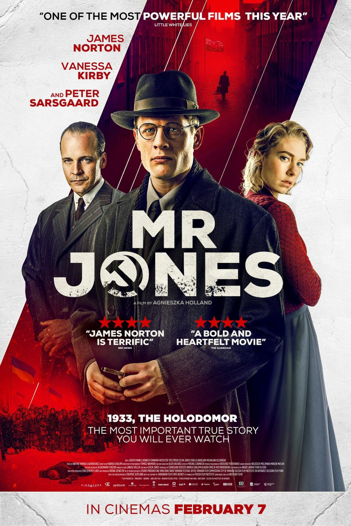 Mr. Jones Poster #1