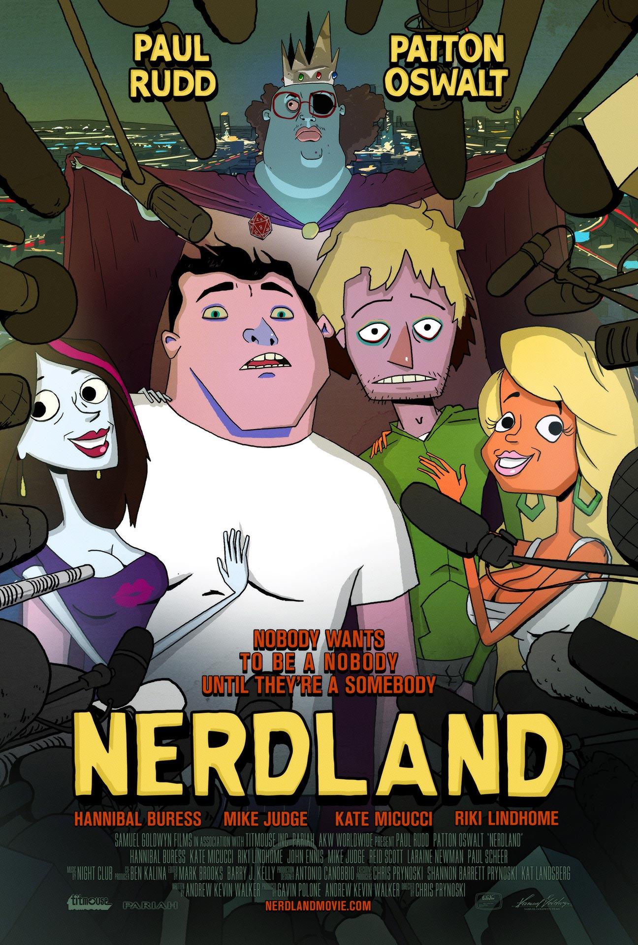 Nerdland Poster #1