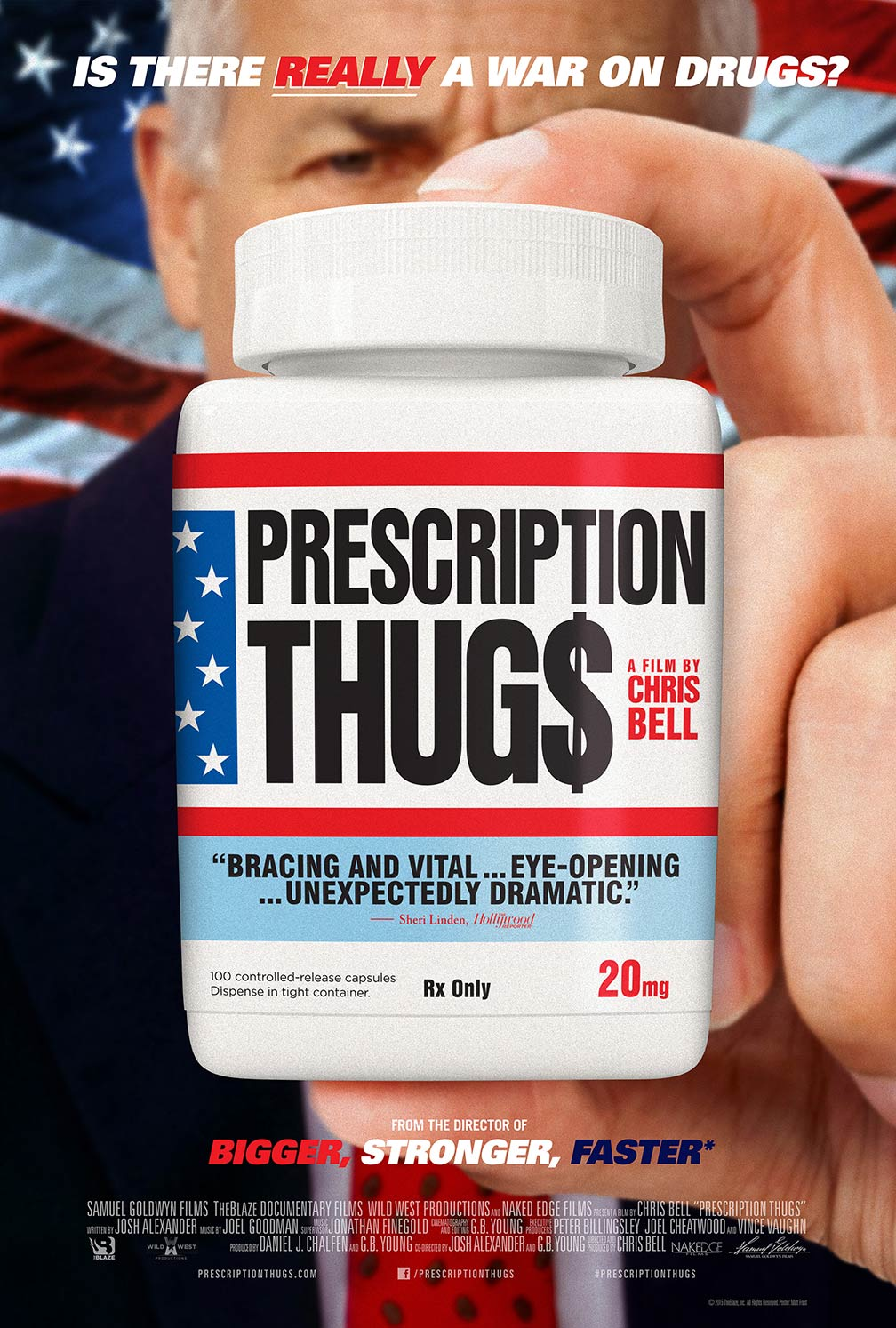Prescription Thugs Poster #1