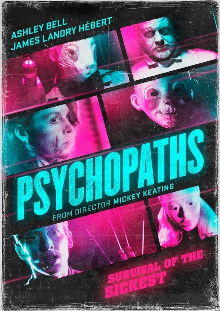 Psychopaths Poster #1