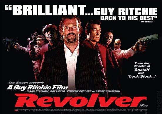 Revolver Poster #1