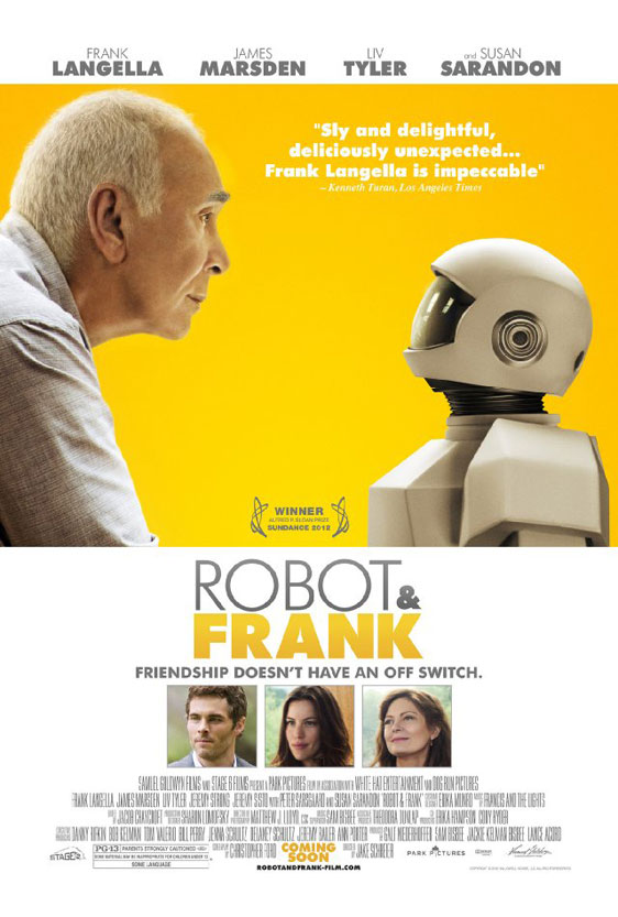 Robot & Frank Poster #1