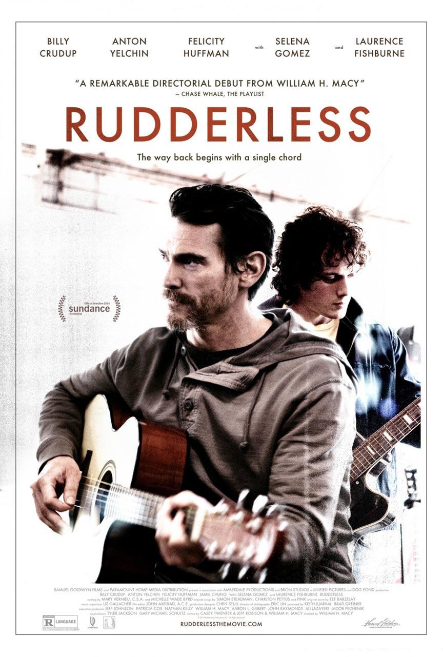 Rudderless Poster #1