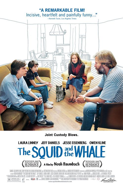 The Squid and the Whale Poster #1