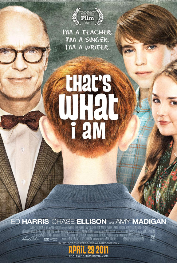 That's What I Am Poster #1