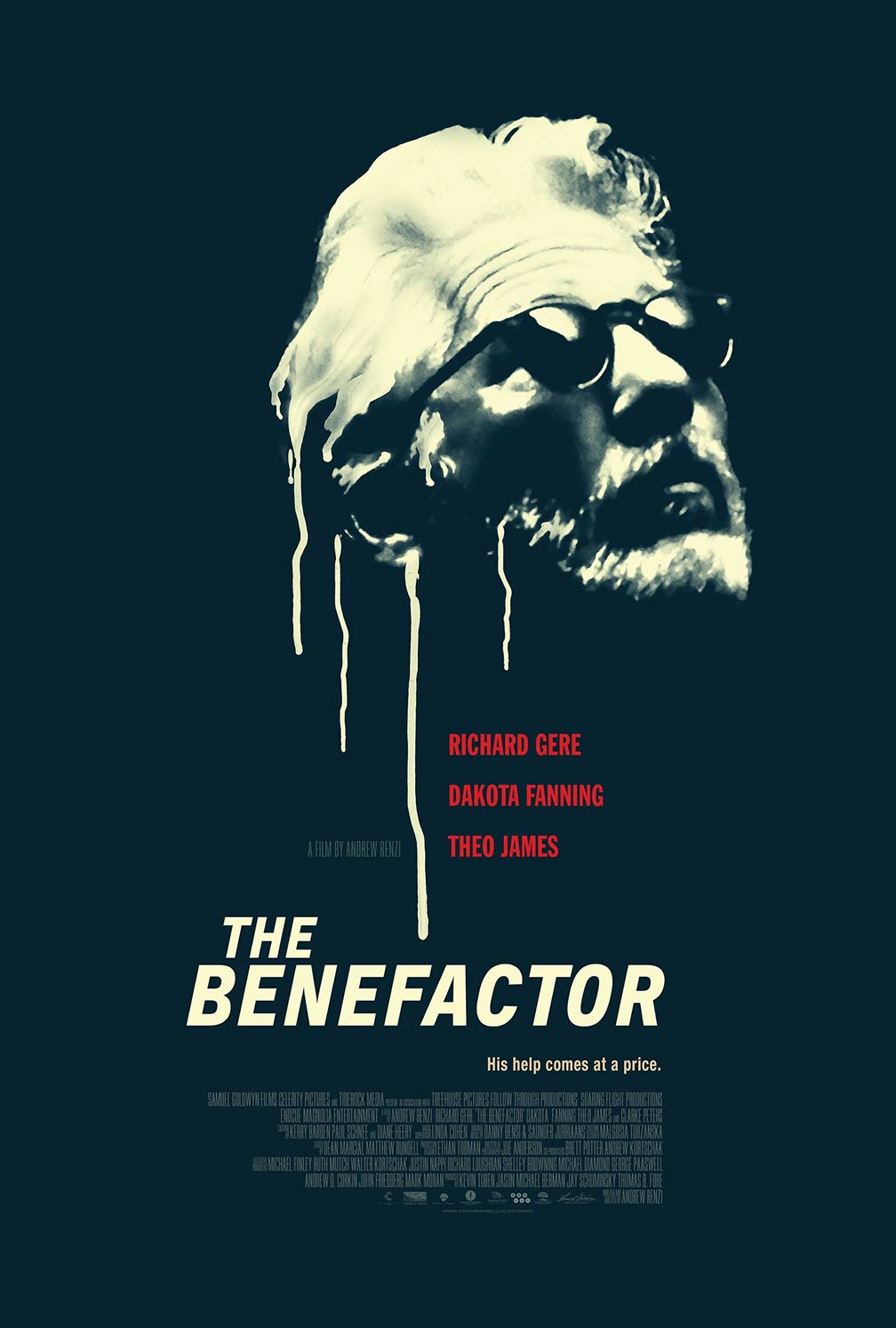 The Benefactor Poster #1