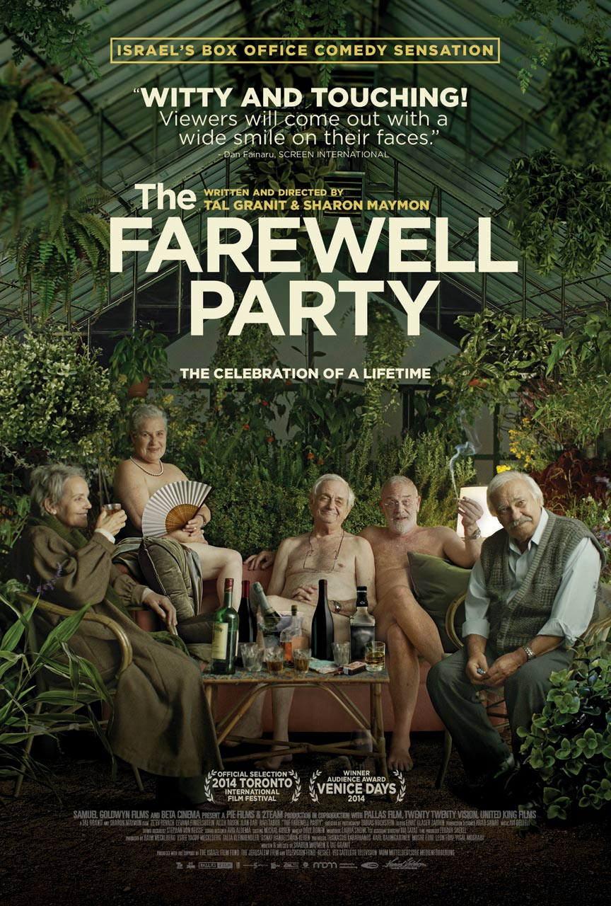 The Farewell Party Poster #1