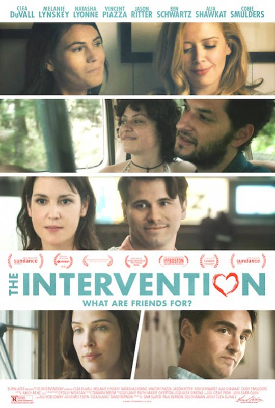 The Intervention Poster #1