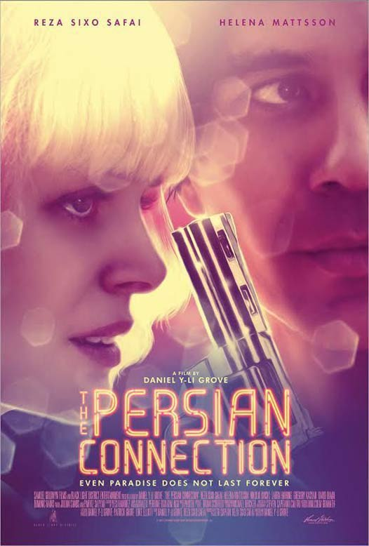 The Persian Connection Poster #1