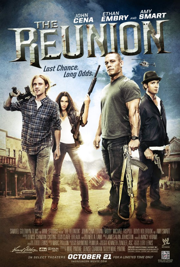 The Reunion Poster #1