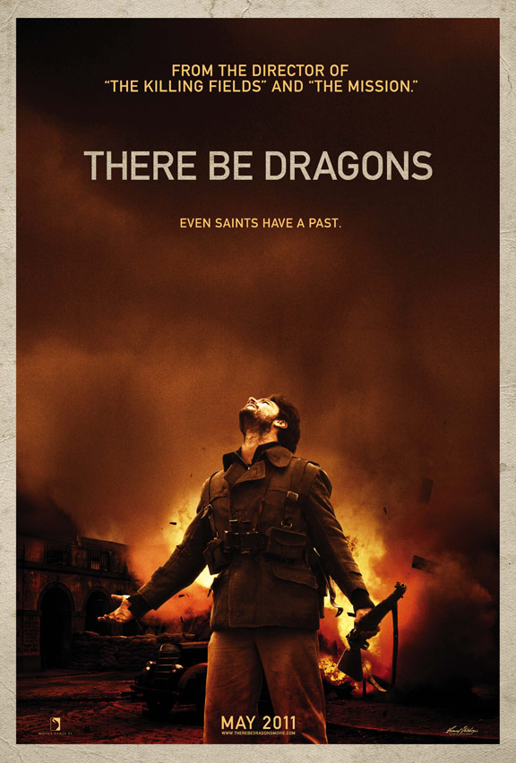 There Be Dragons Poster #1