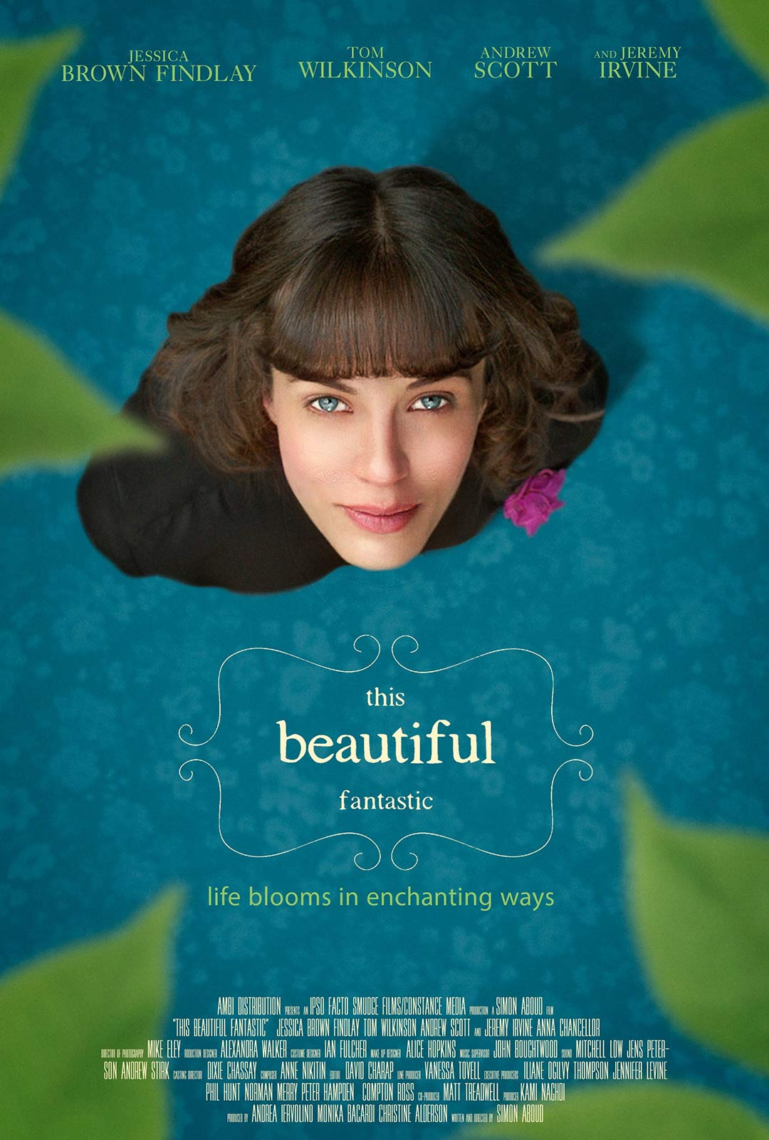 This Beautiful Fantastic Poster #1