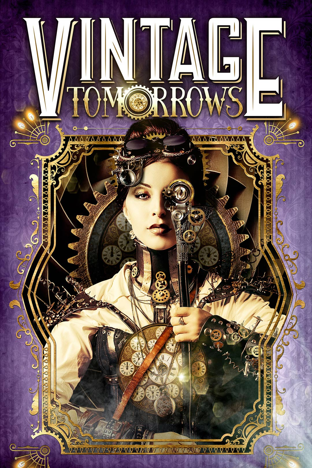 Vintage Tomorrows Poster #1