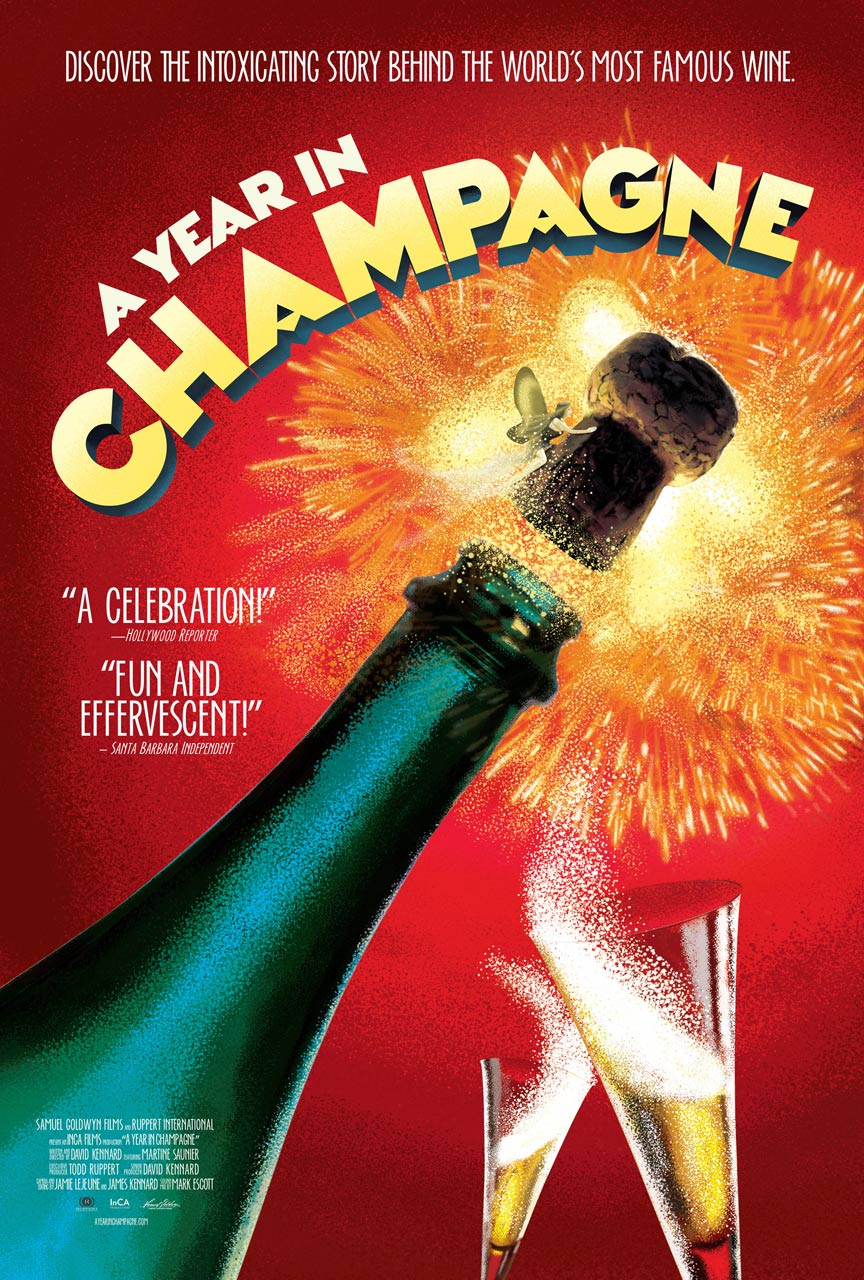A Year in Champagne Poster #1