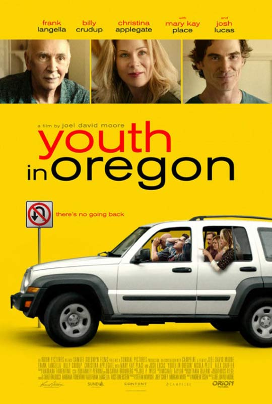 Youth in Oregon Poster #1