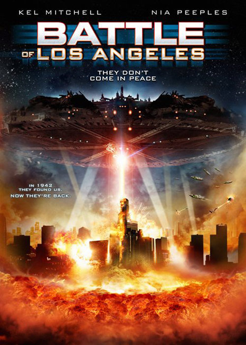 Battle of Los Angeles Poster #1