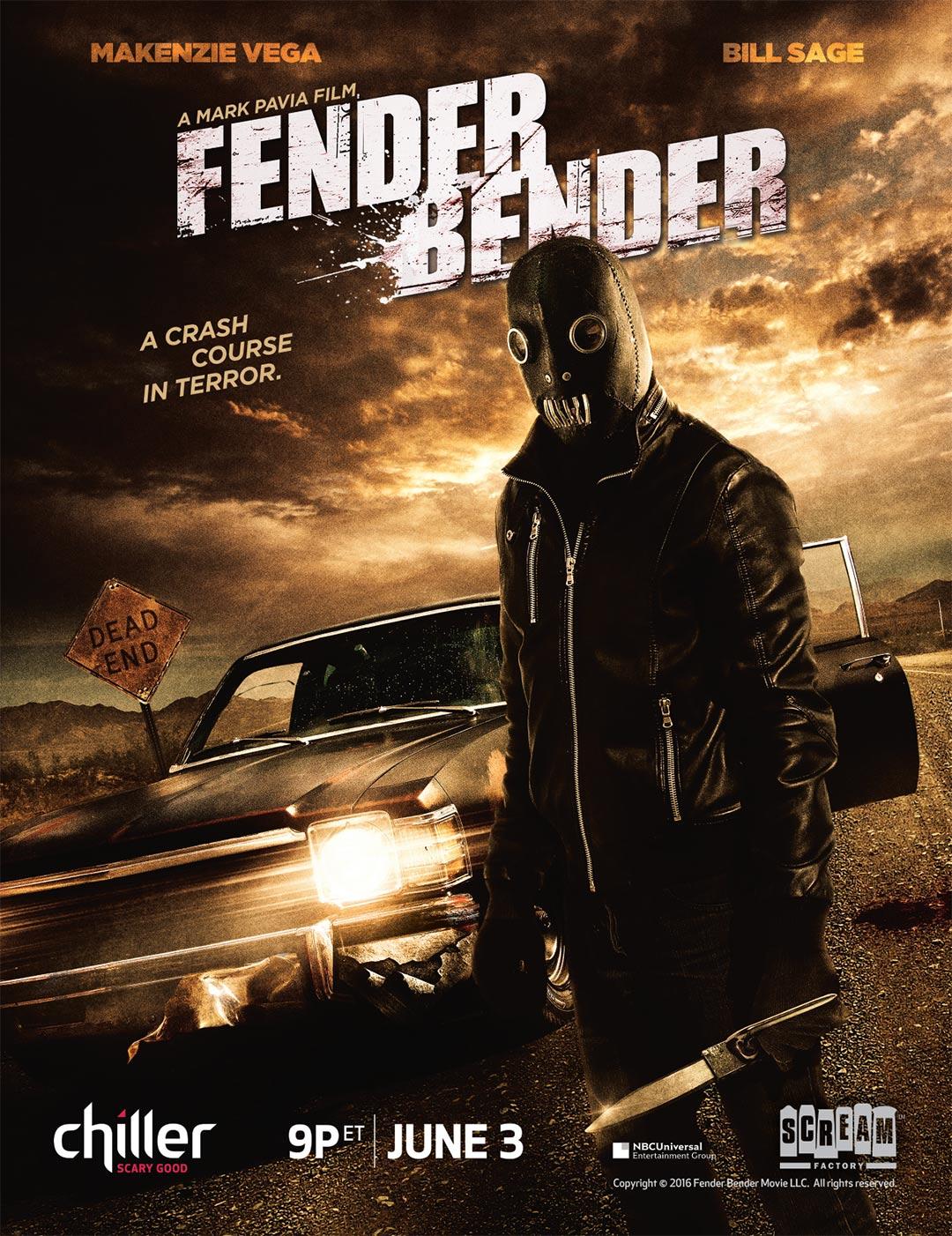 Fender Bender Poster #1