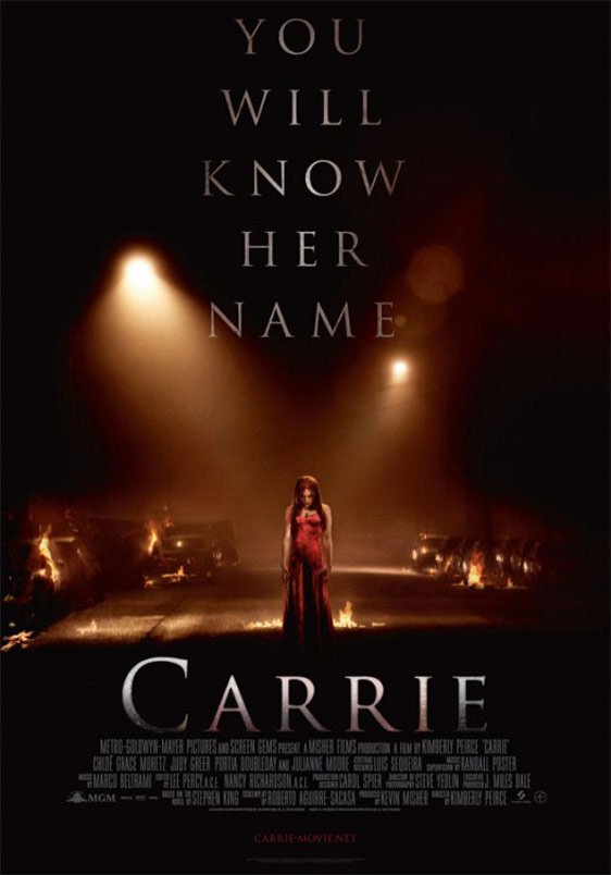 Carrie Poster #3