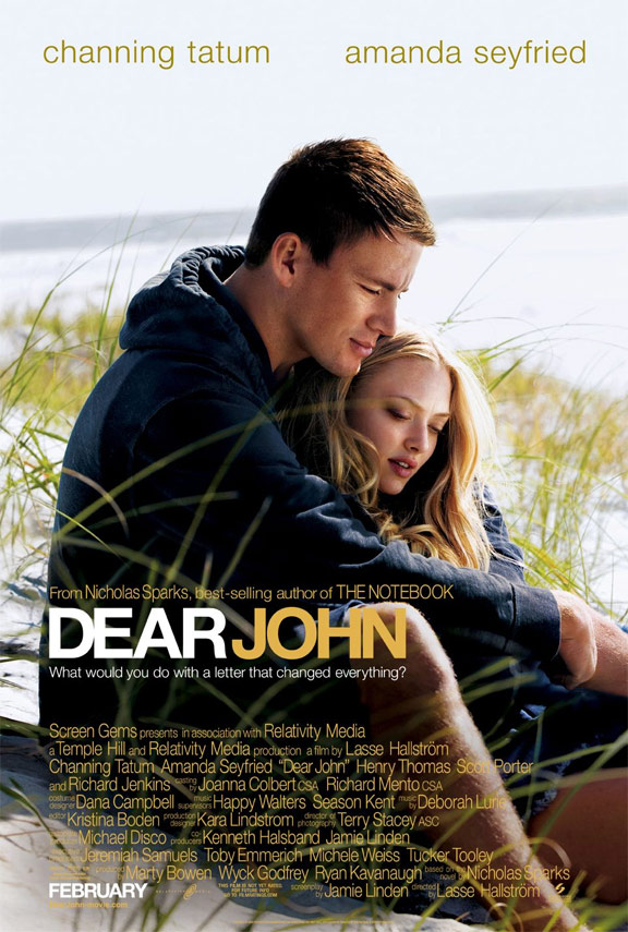 Dear John Poster #1