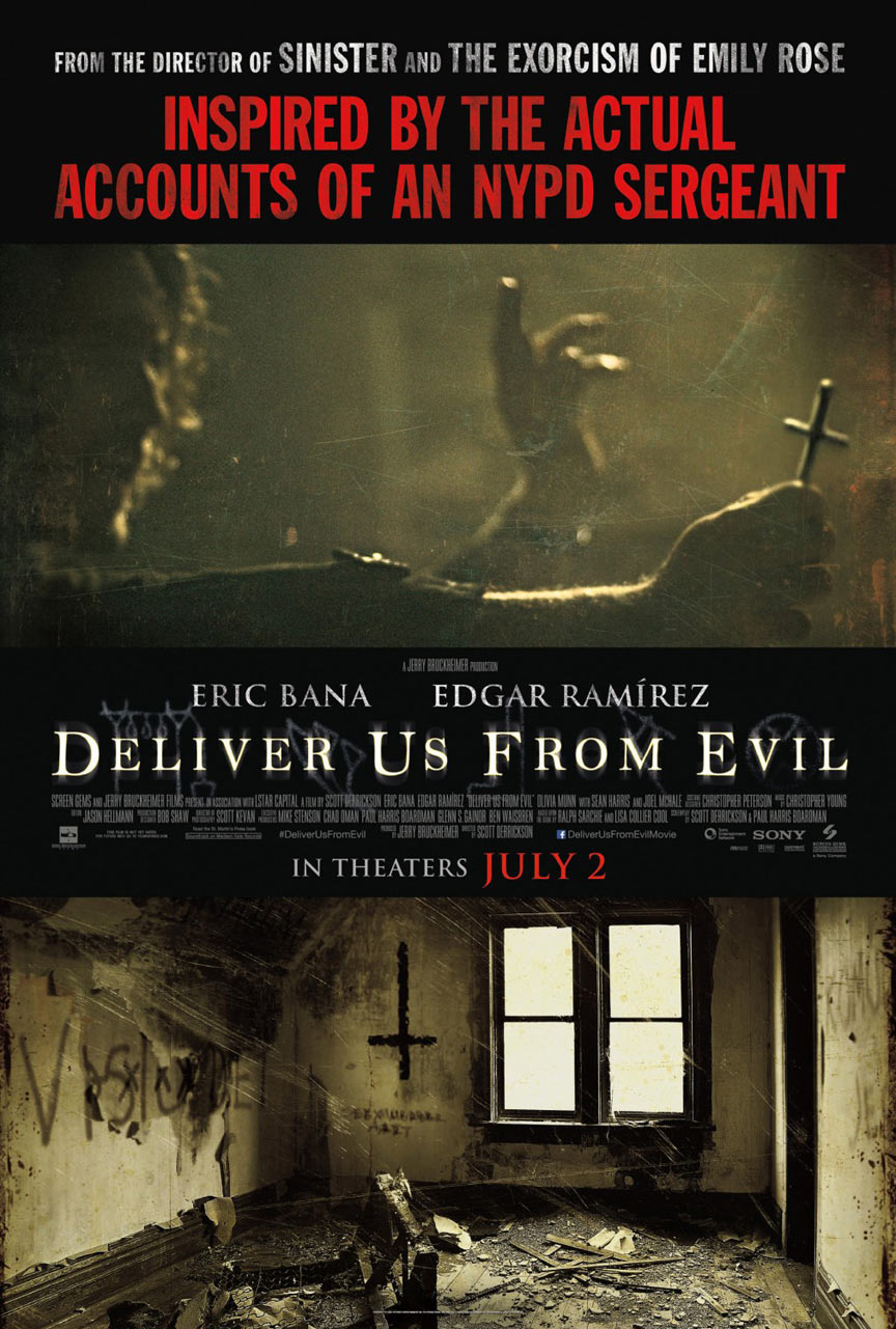 Deliver Us from Evil Poster #2