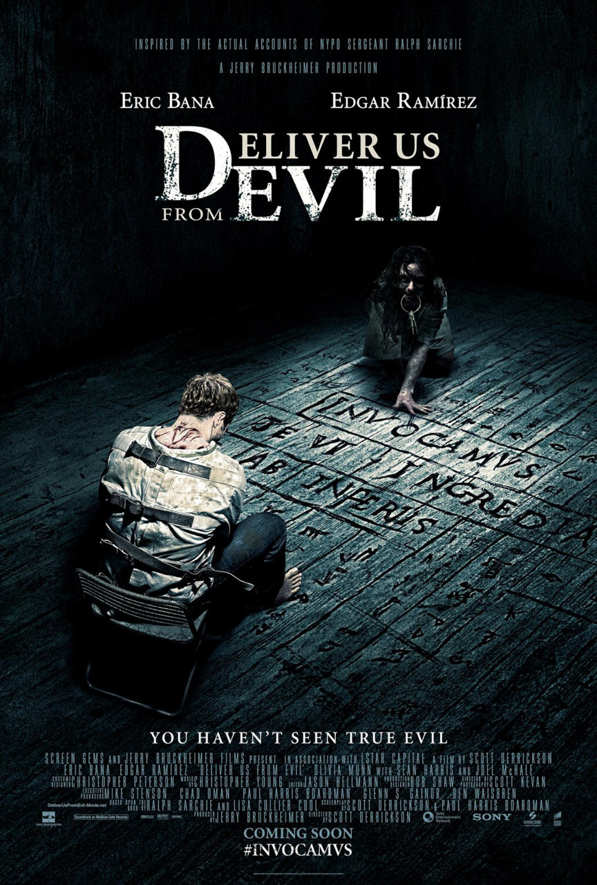 Deliver Us from Evil Poster #1