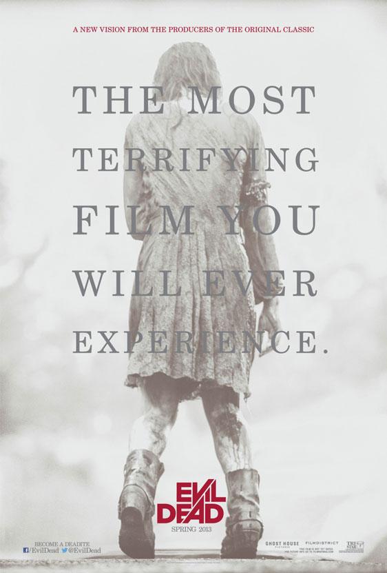 Evil Dead Poster #1